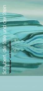 Schubert - Umschlagsentwurf
